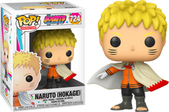 Boruto: Naruto Next Generations - Naruto Hokage Pop! Vinyl Figure
