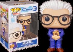 The Good Place - Michael Pop! Vinyl Figure