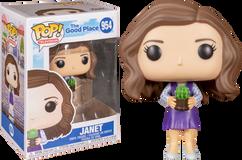 The Good Place - Janet Pop! Vinyl Figure