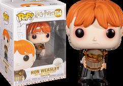 Harry Potter - Ron Weasley with Slugs Pop! Vinyl Figure