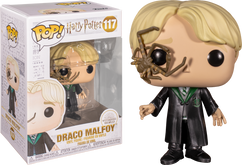 Harry Potter - Malfoy with Whip Spider Pop! Vinyl Figure