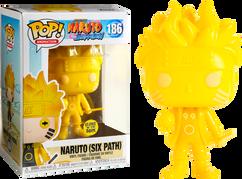 Naruto: Shippuden - Naruto Six Path Yellow Glow in the Dark Pop! Vinyl Figure