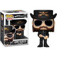 Motorhead - Lemmy Kilmister with Cigarette Pop! Vinyl Figure