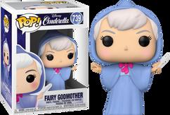Cinderella - Fairy Godmother Pop! Vinyl Figure