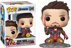 Avengers 4: Endgame - I Am Iron Man Glow in the Dark Pop! Vinyl Figure