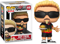 Guy Fieri - Guy Fieri Pop! Vinyl Figure