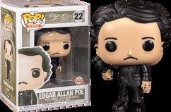 Edgar Allan Poe - Edgar Allan Poe with Raven Pop! Vinyl Figure
