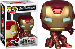 Marvel's Avengers (2020) - Iron Man Pop! Vinyl Figure