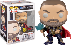 Marvel's Avengers (2020) - Thor Glow in the Dark Pop! Vinyl Figure