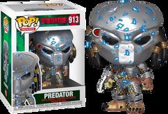 Predator - Predator with Electric Blue Armour Pop! Vinyl Figure