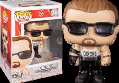 WWE - Diesel Pop! Vinyl Figure