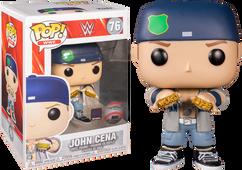 WWE - John Cena Dr. of Thuganomics Pop! Vinyl Figure