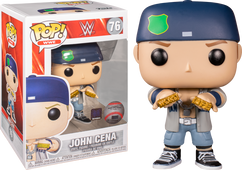 WWE - John Cena Dr. of Thuganomics Pop! Vinyl Figure