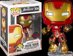 Marvel's Avengers (2020) - Iron Man in Space Suit Pop! Vinyl Figure