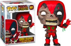 Marvel Zombies - Deadpool Zombie Pop! Vinyl Figure