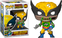 Marvel Zombies - Wolverine Zombie Pop! Vinyl Figure