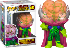Marvel Zombies - Mysterio Zombie Pop! Vinyl Figure