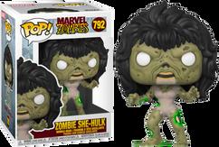 Marvel Zombies - She-Hulk Zombie Pop! Vinyl Figure