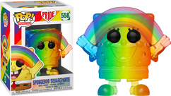 SpongeBob SquarePants - SpongeBob SquarePants Rainbow Pride 2020 Pop! Vinyl Figure