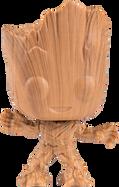 Guardians of the Galaxy Vol. 2 - Baby Groot Wood Deco Pop! Vinyl Figure