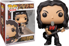 Slayer - Tom Araya Pop! Vinyl Figure