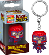Marvel Zombies - Magneto Zombie Pocket Pop! Vinyl Keychain
