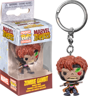 Marvel Zombies - Gambit Zombie Pocket Pop! Vinyl Keychain