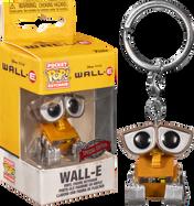 Wall-E - Wall-E Metallic Pocket Pop! Vinyl Keychain