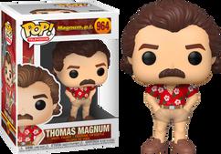 Magnum P.I. - Thomas Magnum Pop! Vinyl Figure