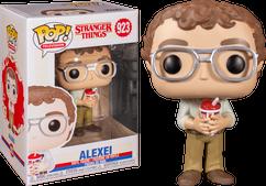 Stranger Things 3 - Alexei Pop! Vinyl Figure