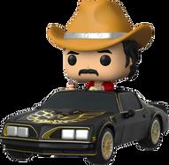 Smokey & the Bandit - Trans Am Pop! Rides Vinyl Figure