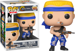 Contra - Bill Pop! Vinyl Figure