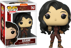 The Legend of Korra - Asami Sato Pop! Vinyl Figure