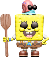 The SpongeBob Movie: Sponge On The Run - SpongeBob SquarePants in Scout Uniform Pop! Vinyl Figure