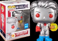 Captain Atom - Captain Atom Pop! Vinyl Figure (2020 Wondrous Convention Exclusive)