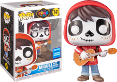 Coco - Miguel with Guitar Pop! Vinyl Figure (2020 Wondrous Convention Exclusive)