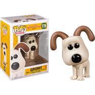 Wallace and Gromit - Gromit Pop! Vinyl Figure