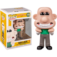 Wallace and Gromit - Wallace Pop! Vinyl Figure