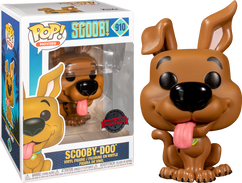 Scoob! (2020) - Young Scooby-Doo Pop! Vinyl Figure
