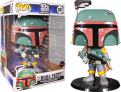 "Star Wars - Boba Fett 10"" Pop! Vinyl Figure"
