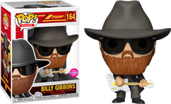 ZZ Top - Billy Gibbons Pop! Vinyl Figure