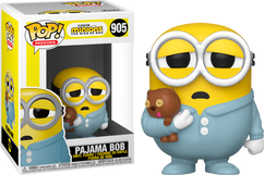 Minions 2: The Rise Of Gru - Pajama Bob Pop! Vinyl Figure