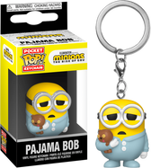 Minions 2: The Rise of Gru - Pajama Bob Pocket Pop! Vinyl Keychain