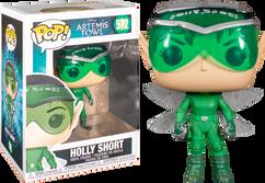 Artemis Fowl - Holly Short Pop! Vinyl Figure