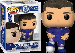 EPL Football (Soccer) - Christian Pulisic Chelsea Pop! Vinyl Figure