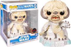 Star Wars Episode V: The Empire Strikes Back - Wampa Deluxe Pop! Vinyl Figure