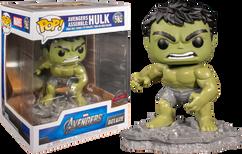 The Avengers - Hulk Assemble Deluxe Pop! Vinyl Figure