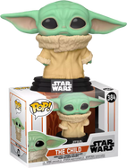 Star Wars: The Mandalorian - The Child (Baby Yoda) Concerned Pop! Vinyl Figure (RS)