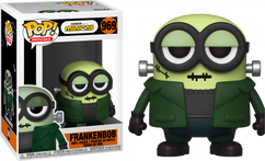 Minions Universal Monsters - Frankenbob Pop! Vinyl Figure