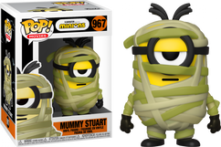 Minions Universal Monsters - Mummy Stuart Pop! Vinyl Figure